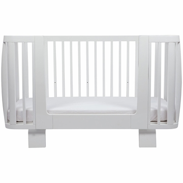 Bloom Retro Toddler Bed Rail in Coconut White