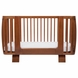 Bloom Retro Toddler Bed Rail in Oak