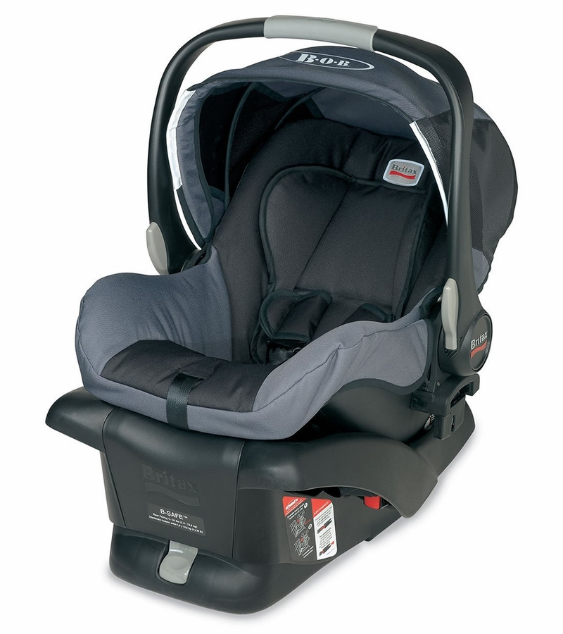 Infant Car Seat And Ford Fusion