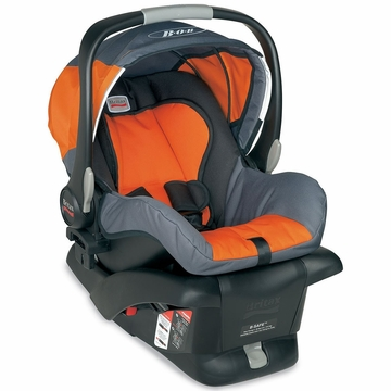 BOB B-Safe Infant Car Seat - Orange