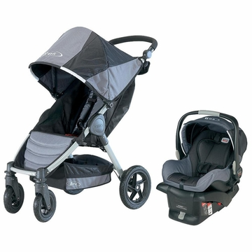 BOB Motion Travel System - Black