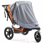 BOB Revolution Double Stroller Sun Shield