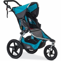 BOB Revolution Flex 2016 Single Stroller - Lagoon