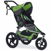 BOB Revolution Flex 2016 Single Stroller - Meadow