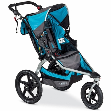 BOB Revolution FLEX Single Stroller - Lagoon