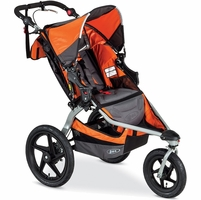 BOB Revolution Pro Jogging Stroller - Orange