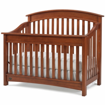 Bonavita Casey Lifestyle Crib in Chestnut