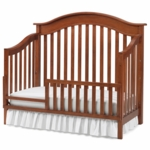 Bonavita Easton Lifestyle Guard Rail in Chestnut
