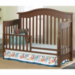 Bonavita Kinsley Lifestyle Guard Rail in Chocolate
