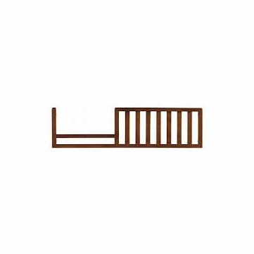 Bonavita Peyton Lifestyle Guard Rail in Chestnut