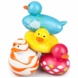 Boon Odd Ducks Not Your Average Rubber Ducky in Multicolor- 4 Pack