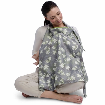 Boppy Nursing Cover - Lupine