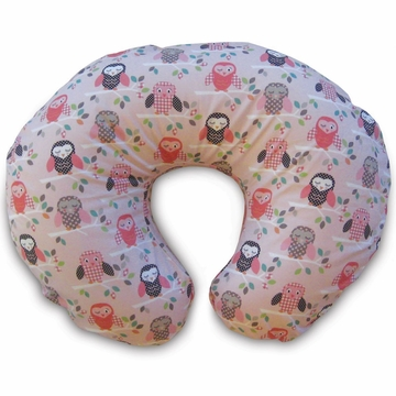 Boppy Nursing Pillow with Slipcover - Owls