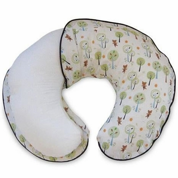 Boppy Organic Cotton Slipcover - Forest