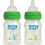 Born Free 5 oz Wide Neck Eco Deco Twin