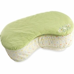 Born Free Bliss Feeding Pillow Deluxe Slip Cover - Sketchy Diamond