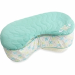 Born Free Bliss Feeding Pillow Deluxe Slip Cover - Sketchy Leaf