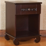 Bratt D�cor Chelsea Collection Night Stand - Espresso