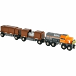 Brio Boxcar Train Set