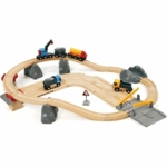Brio Rail & Road Quarry Loading Set