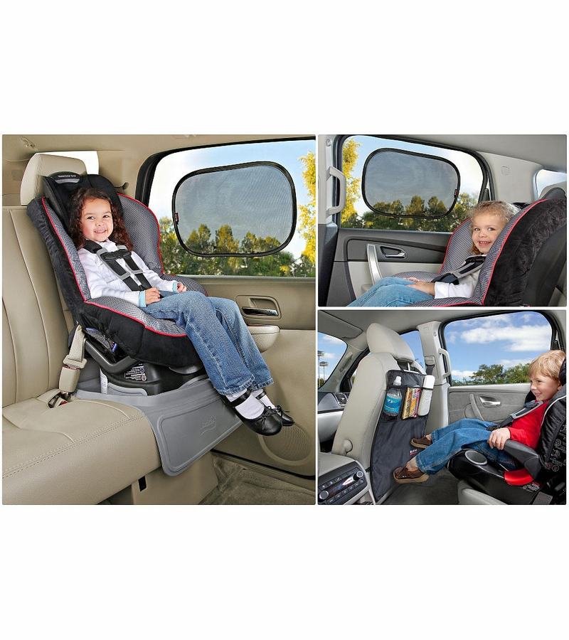 Britax  Piece Car Seat Accessory Value Pack