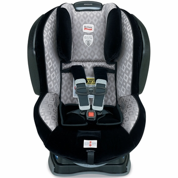 Britax Advocate G4 Convertible Car Seat - Silver Diamonds