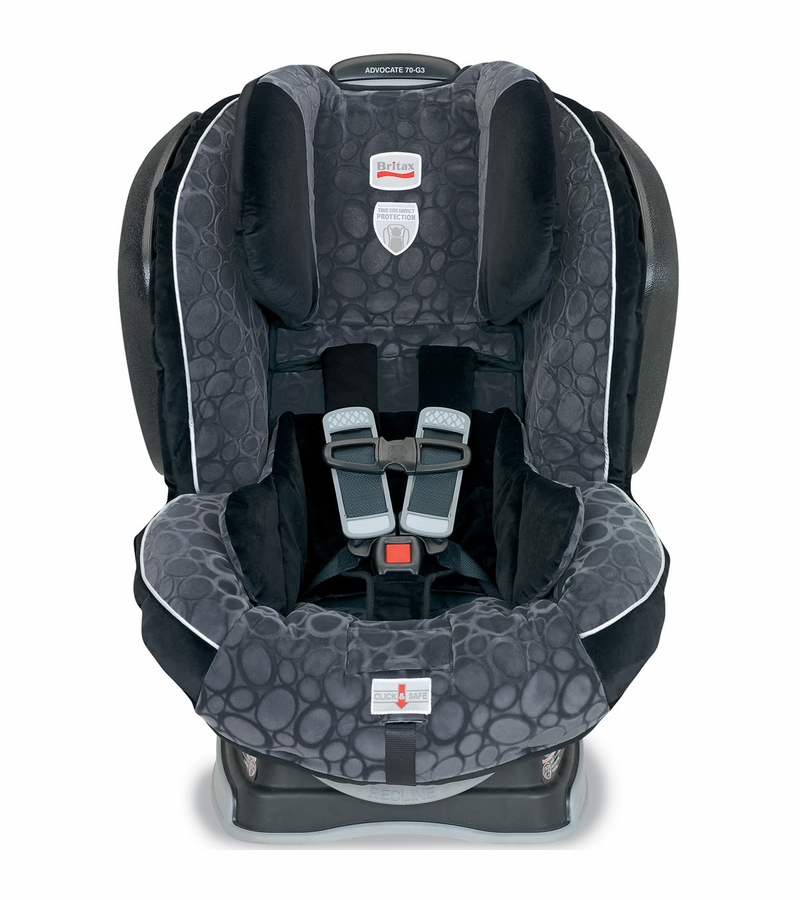 Britax Advocate  G Convertible Car Seat Seat Opus Gray