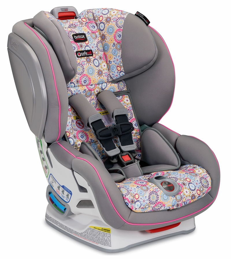 Britax Advocate Clicktight Convertible Car Seat Limelight