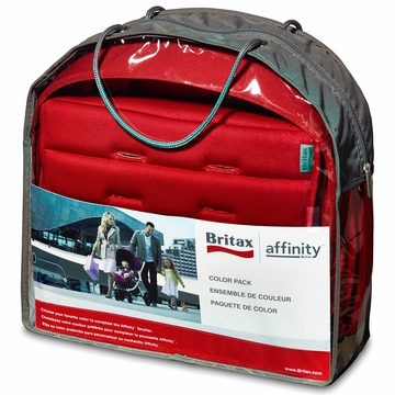 Britax Affinity Color Pack - Red Pepper