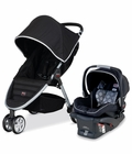 Britax B-Agile 2014 Travel System - Black