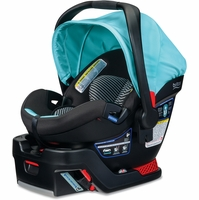 Britax B-Safe 35 Elite Infant Car Seat - Aqua
