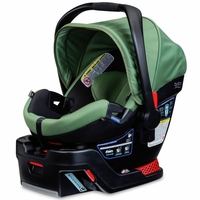 Britax B-Safe 35 Elite Infant Car Seat - Cactus Green