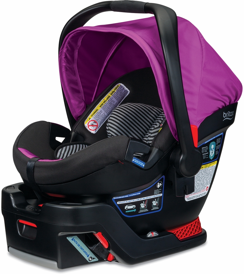 Britax B Safe 35 >> Britax B-Safe 35 Elite Infant Car Seat - Concord