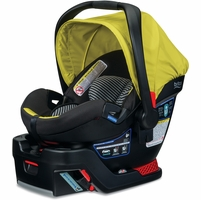 Britax B-Safe 35 Elite Infant Car Seat - Limeade