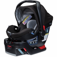 Britax B Safe  Elite Xe Infant Car Seat In Red