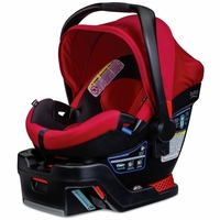 Britax B-Safe 35 Elite Infant Car Seat - Red Pepper