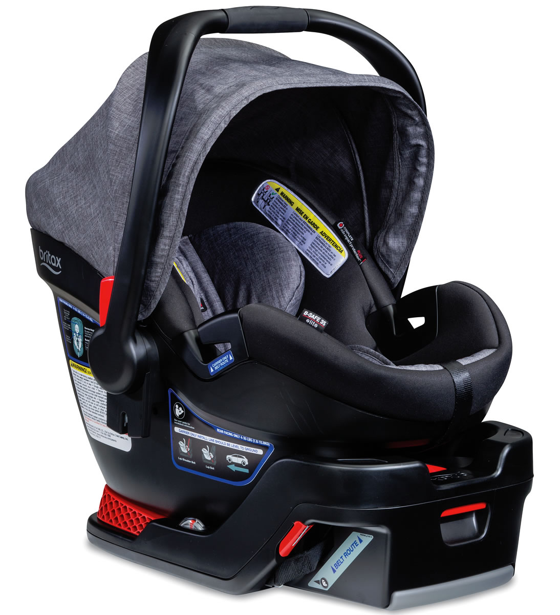 Graco Click Connect 30 35 Base besides Britax B Safe 35 Elite Infant Car Seat Vibe likewise MLM 575286254 Carriola Graco Literider Incluye Portabebe  JM additionally I furthermore Infant Car Seat Adapter Frame. on snugride car seat stroller