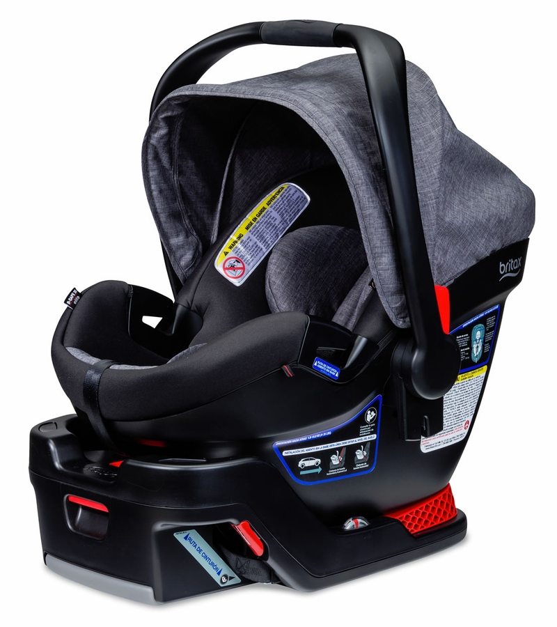 Britax B Safe 35 >> Britax B-Safe 35 Elite Infant Car Seat - Vibe