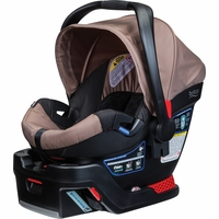 Britax B-Safe 35 Elite XE Infant Car Seat - Sandstone