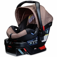 Britax B-Safe 35 Infant Car Seat - Sandstone