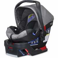 Britax B-Safe 35 Infant Car Seat - Steel