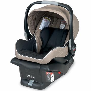 Britax B-Safe Infant Car Seat - Sandstone