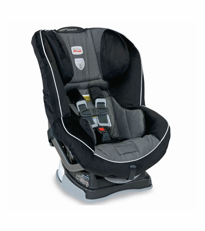 How To Install Britax Car Seat