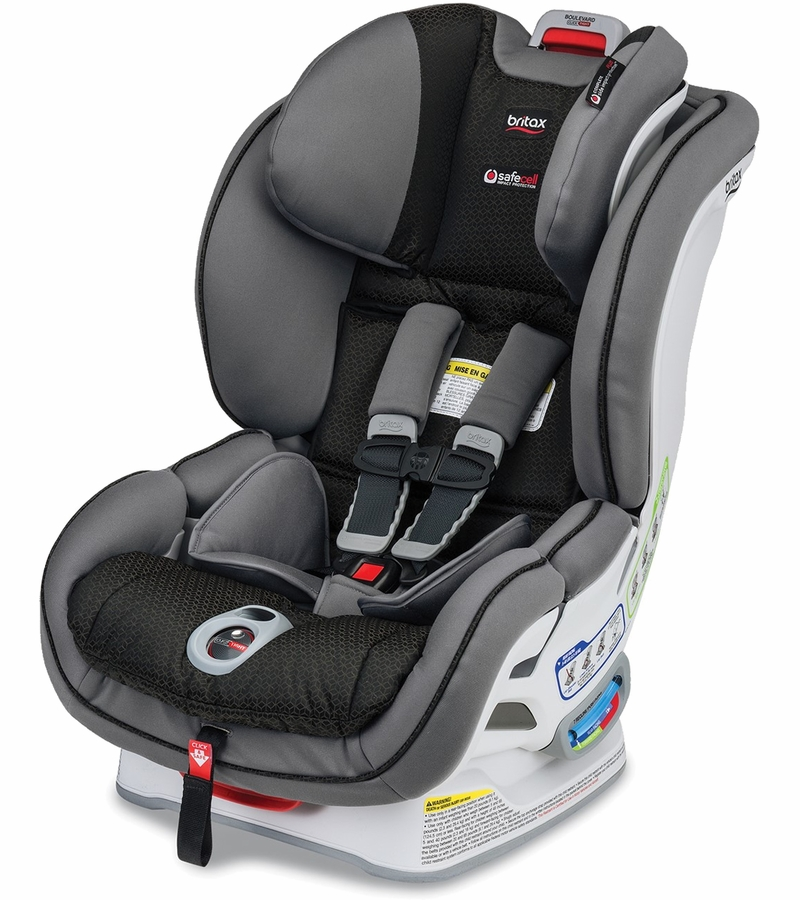 Britax Boulevard Clicktight Convertible Car Seat Reviews