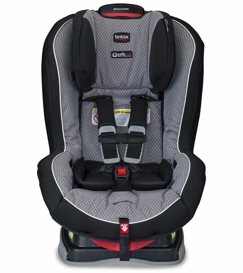 Britax B Safe Car Seat Instruction Manual