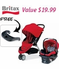Britax FREE Child Tray B-Agile System
