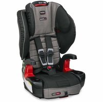 Britax Frontier Clicktight Booster Car Seat Slate Strie