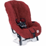 Britax Marathon Convertible Car Seat in Cinnabar