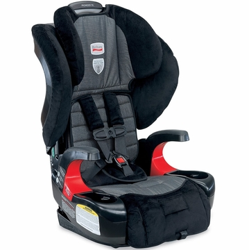 Britax Pioneer 70 Harness-2-Booster Car Seat - Onyx