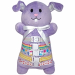 "BuckleyBoo BuckleyBunny 18""- Purple"